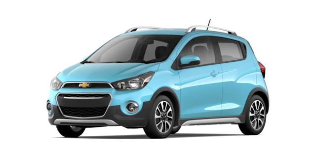 2022 Chevy Spark ACTIV - Jim Butler Chevrolet St. Louis