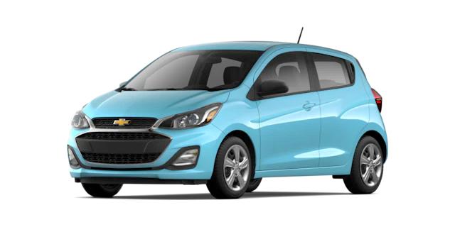 2022 Chevy Spark LS - Jim Butler Chevrolet St. Louis